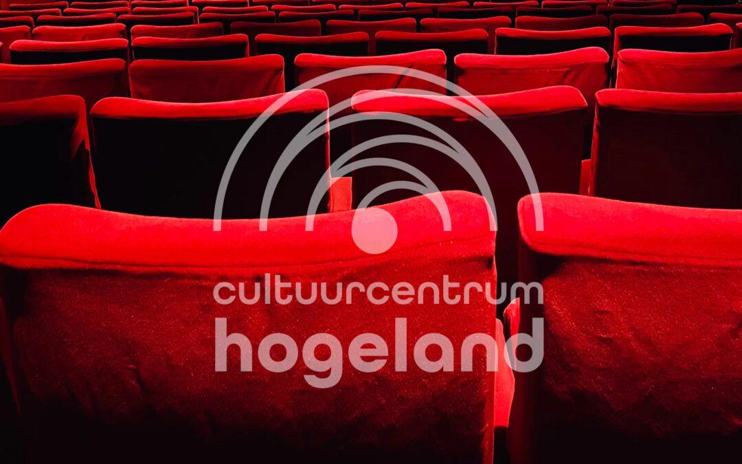 Theatervoorstellingen vooraankondiging